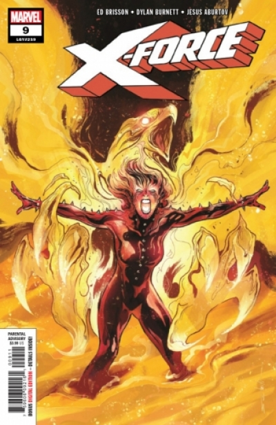 X-Force vol 5 # 9