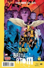 X-Men: Battle of the Atom # 1