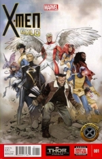 X-Men: Gold vol 1 # 1
