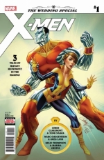 X-Men: The Wedding Special # 1