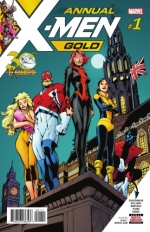 X-Men: Gold Annual # 1