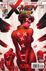 X-Men: Gold vol 2 # 23