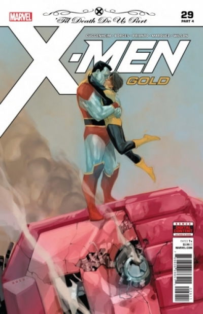 X-Men: Gold vol 2 # 29