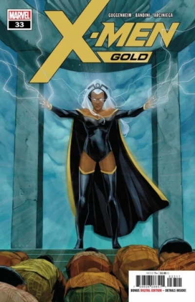 X-Men: Gold vol 2 # 33