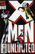 X-Men Unlimited vol 1 # 4