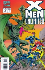 X-Men Unlimited vol 1 # 6