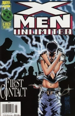 X-Men Unlimited vol 1 # 8
