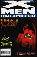X-Men Unlimited vol 1 # 9