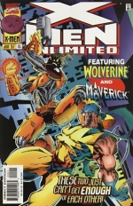 X-Men Unlimited vol 1 # 15