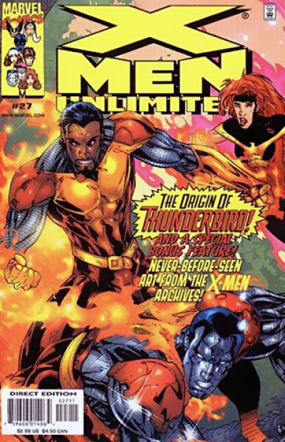 X-Men Unlimited vol 1 # 27