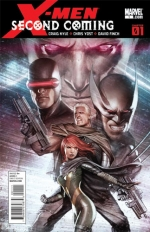 X-Men: Second Coming # 1