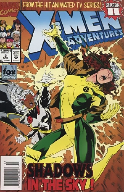 X-Men Adventures vol 2 # 3