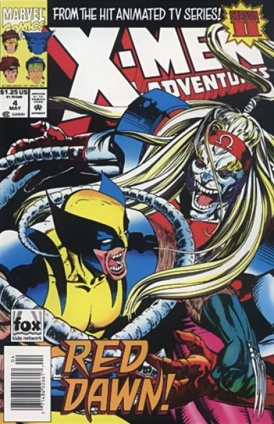 X-Men Adventures vol 2 # 4