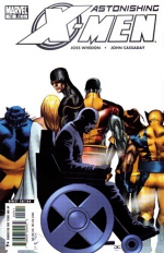 Astonishing X-Men vol 3 # 12