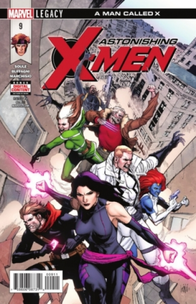 Astonishing X-Men vol 4 # 9