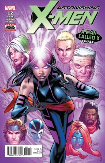 Astonishing X-Men vol 4 # 12