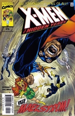 X-Men: Hidden Years # 5