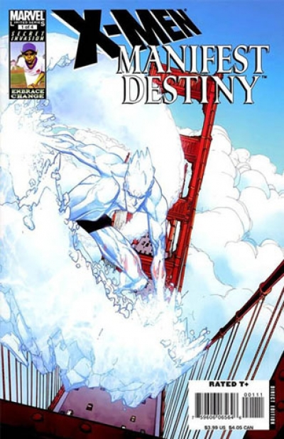 X-Men: Manifest Destiny # 1