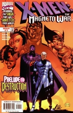 X-Men: Magneto War # 1