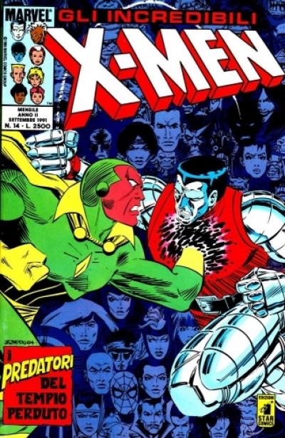 Gli Incredibili X-Men # 14 - I Predatori del Tempio perduto