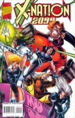 X-Nation 2099 # 2
