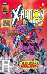 X-Nation 2099 # 4