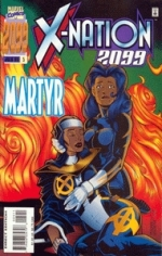 X-Nation 2099 # 5