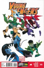 Young Avengers vol 2 # 5