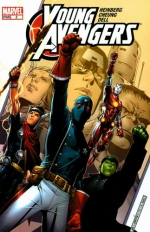 Young Avengers vol 1 # 2