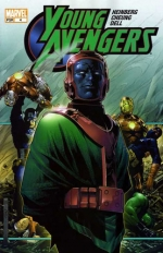 Young Avengers vol 1 # 4