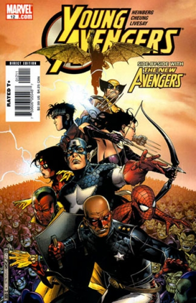 Young Avengers vol 1 # 12