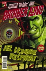 100 Bullets: Brother Lono # 1