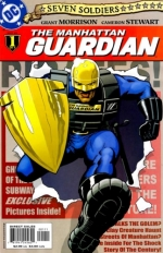 Seven Soldiers: Guardian # 1