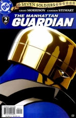 Seven Soldiers: Guardian # 2