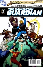 Seven Soldiers: Guardian # 3