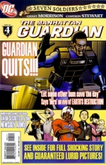 Seven Soldiers: Guardian # 4