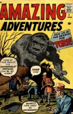Amazing Adventures vol 1 # 1