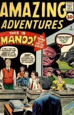 Amazing Adventures vol 1 # 2
