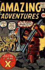 Amazing Adventures vol 1 # 4