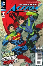Action Comics Annual vol 2 # 1