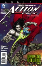 Action Comics Annual vol 2 # 2