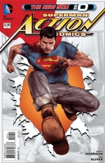 Action Comics vol 2 # 0