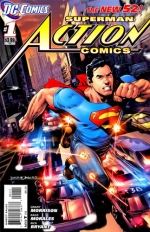 Action Comics vol 2 # 1