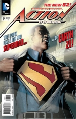 Action Comics vol 2 # 9