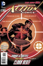 Action Comics vol 2 # 10