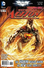 Action Comics vol 2 # 11