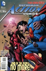 Action Comics vol 2 # 12