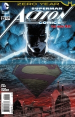 Action Comics vol 2 # 25
