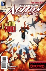 Action Comics vol 2 # 30