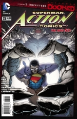 Action Comics vol 2 # 31